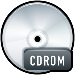 256x256 of File CDROM