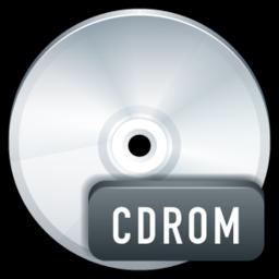 256x256 of File CDROM