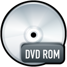 256x256 of File DVD ROM