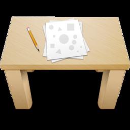 256x256 of Desk