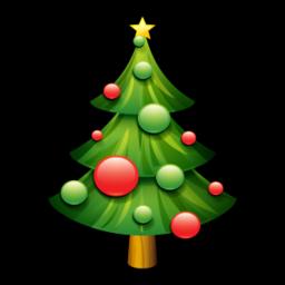 256x256 of Christmas Tree