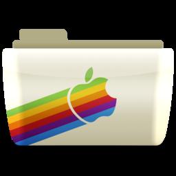 256x256 of Apple Folder