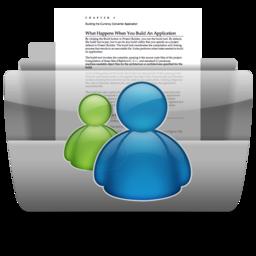 256x256 of MSN Conversations