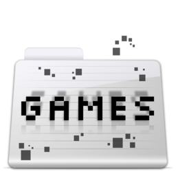 256x256 of Games Folder