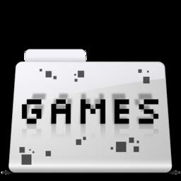 256x256 of Games Folder smooth