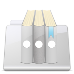 256x256 of Library Folder smooth