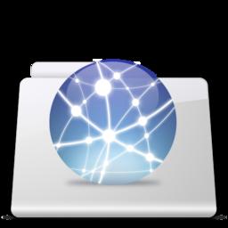 256x256 of Sites Folder smooth