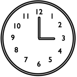 256x256 Of Clock Pictures