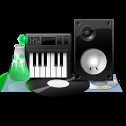 256x256 of Audio Dock