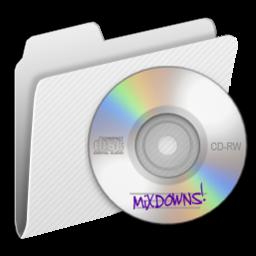 256x256 of Folder CDMixdowns