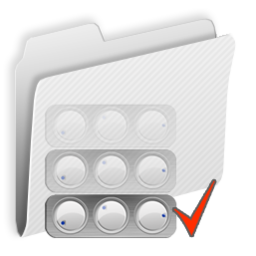 256x256 of Folder Presets