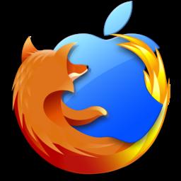 256x256 of Firefox Mac