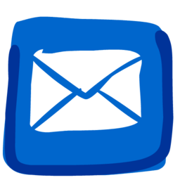 256x256 of Mail 512x512