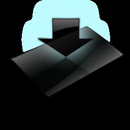 256x256 of Folder Downloads