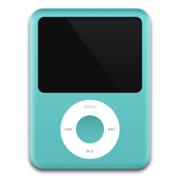 256x256 of iPodBlue3G