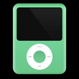 256x256 of iPodGreen3G