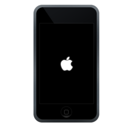 256x256 of iPod Touch starting