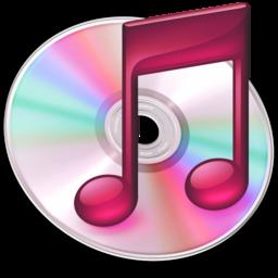 256x256 of iTunes roze 2