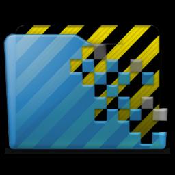 256x256 of folder icon warehouse