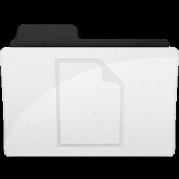 256x256 of DocumentsFolderIcon Y