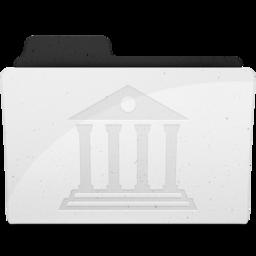 256x256 of LibraryFolderIcon Y