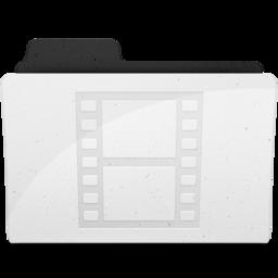 256x256 of MovieFolderIcon Y