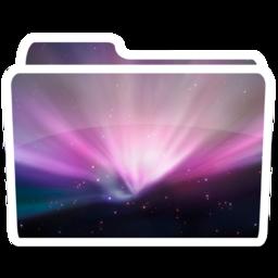 256x256 of White Desktop