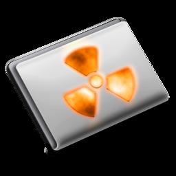 256x256 of Folder   Burn