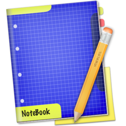 256x256 of Blue NoteBook