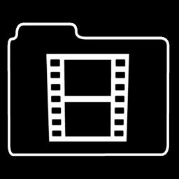 256x256 of Opacity Folder Movies