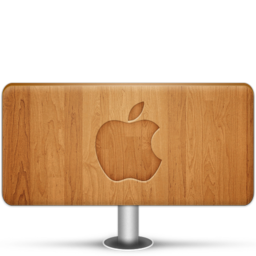 256x256 of Apple Wood