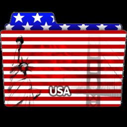 256x256 of USA