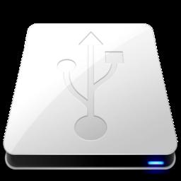 256x256 of USB White
