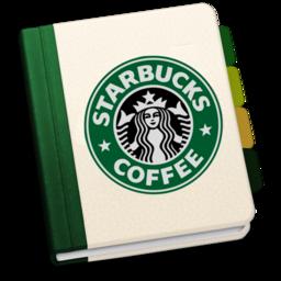 256x256 of StarbucksAddressBookV2 by chekkz