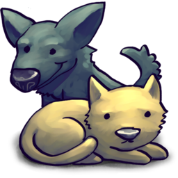 256x256 of CatDog