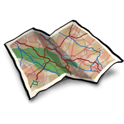 Map Png Icons Free Download Iconseeker Com