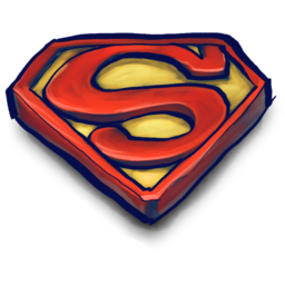 256x256 of SUPERMAN S