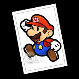 256x256 of papermario
