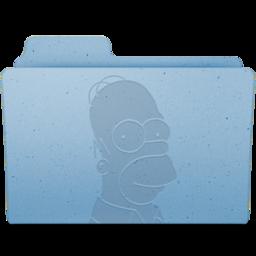 256x256 of Homer Folder