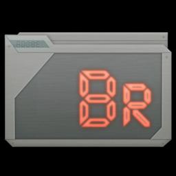256x256 of folder adobe bridge