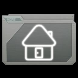 256x256 of folder home