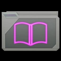 256x256 of folder library