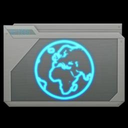 256x256 of folder sites