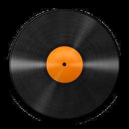 256x256 of Vinyl Orange 512