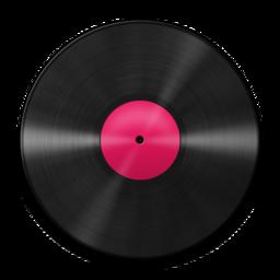 256x256 of Vinyl Pink 512