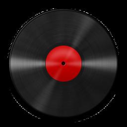 256x256 of Vinyl Red 512