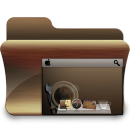256x256 of folder desktop