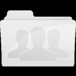 256x256 of GroupFolder White