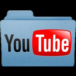 256x256 of YouTube Folder v2