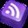 32x32 of Rss Purple